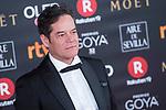 Jorge Sanz attends red carpet of Goya Cinema Awards 2018 at Madrid Marriott Auditorium in Madrid , Spain. February 03, 2018. (ALTERPHOTOS/Borja B.Hojas)