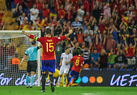2017.10.06 Clasi. Mundial 2018 , España VS Albania