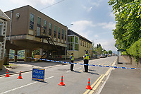 Pictured: Police handout of Amelia Harris<br /> Re: A woman has been arrested after a child was found dead at a property in Trealaw, Rhondda, Wales, UK.<br /> The woman, aged 37, was detained when emergency services were called to an address in the town at about 10.20am on Friday.<br /> The death is being treated as unexplained.<br /> As part of the investigation, the main route through Trealaw, Brithweunydd Road, has been closed off.