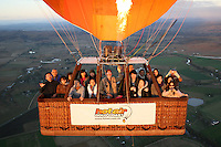 20130711 July 11 Hot Air Balloon Gold Coast