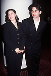 Ricki Lake & Robert Sussman at the 1994 Daytime Emmy Awards at the Mariott Marquis Hotel in New York City on May 25th, 1994.