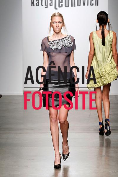 Nova Iorque, EUA &sbquo;09/2014 - Desfile de Katya Leonovich durante a Semana de moda de Nova Iorque  -  Verao 2015. <br /> <br /> Foto: FOTOSITE