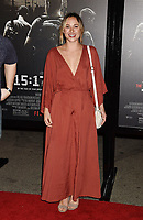BURBANK, CA - FEBRUARY 05: Actor Briana Evigan arrives at the premiere of Warner Bros. Pictures' 'The 15:17 To Paris' at Warner Bros. Studios, SJR Theater on February 5, 2018 in Burbank, California.<br /> CAP/ROT/TM<br /> &copy;TM/ROT/Capital Pictures