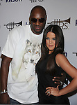 Lamar Odom Launches Rich Soil Fashion Line at Kitson 10-21-09
