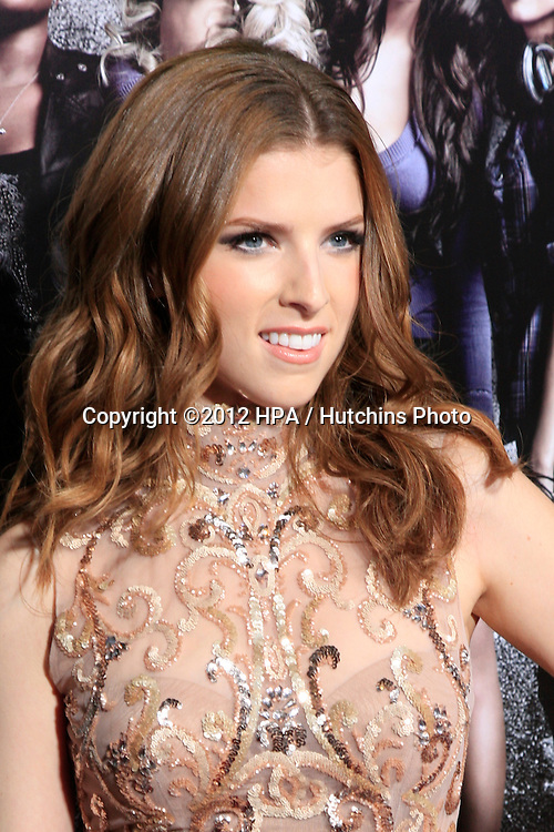 "LOS ANGELES - SEP 24:  Anna Kendrick arrives at the ""Pitch Perfect'"" Premiere at ArcLight Cinemas on September 24, 2012 in Los Angeles, CA"