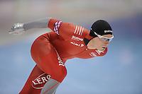 SCHAATSEN: HEERENVEEN: IJsstadion Thialf, 11-01-2013, Seizoen 2012-2013, Essent ISU EK allround, 5000m Men, Håvard Bøkko (NOR), ©foto Martin de Jong