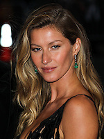 "NEW YORK CITY, NY, USA - MAY 05: Gisele Bundchen at the ""Charles James: Beyond Fashion"" Costume Institute Gala held at the Metropolitan Museum of Art on May 5, 2014 in New York City, New York, United States. (Photo by Xavier Collin/Celebrity Monitor)"