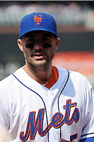 New York Mets infielder David Wright #5 during a game against the Washington Nationals at Citi Field on September 15, 2011 in Queens, NY.  Nationals defeated Mets11-1.  Tomasso DeRosa/Four Seam Images