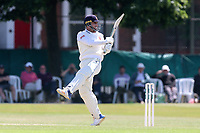 Ryan ten Doeschate hits four runs for Essex during Surrey CCC vs Essex CCC, Specsavers County Championship Division 1 Cricket at Guildford CC, The Sports Ground on 11th June 2017