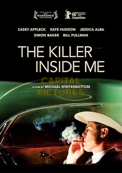 POSTER  ART.in The Killer Inside Me .*Filmstill - Editorial Use Only*.CAP/FB.Supplied by Capital Pictures.