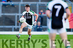 South Kerry in action against Chris Davies Legion at the Kerry County Senior Football Final at Fitzgerald Stadium on Sunday.