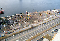 1982 February 01..Redevelopment.Downtown South (R-9)..WATERSIDE.CONSTRUCTION PROGRESS...NEG#.NRHA#..
