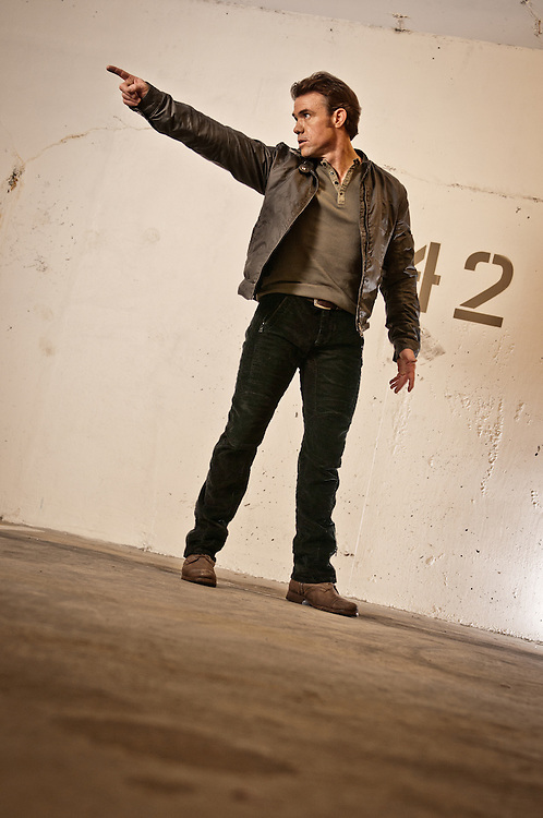 Terry Notary is a movement coach for actors, fight choreographer, motion capture performer and stunt coordinator.