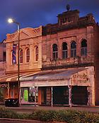Old Barber's Shop<br /> Flinders Street<br /> Townsville 2013