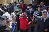 Kashi, Xinjiang Province, May 2014 - Id Kah Mosque