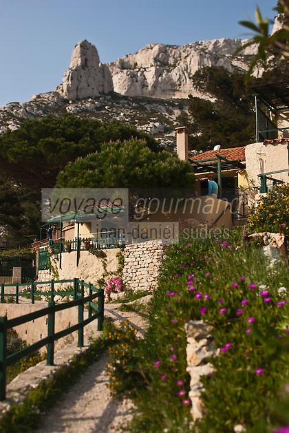 Europe/France/Provence-Alpes-Côte d'Azur/13/Bouches-du-Rhône/Marseille: Calanque de Sormiou