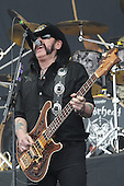 Jun 15, 2013: MOTORHEAD - Download Festival Day 2