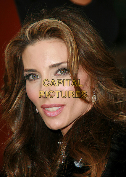 "JENNIFER FLAVIN.""Rocky Balboa"" Premiere held at Mann's Chinese Theater, Hollywood, California, USA..December 13th, 2006.headshot portrait  .CAP/ADM/CH.©Charles Harris/AdMedia/Capital Pictures"