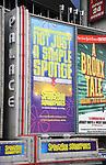 'SpongeBob SquarePants' - Theatre Marquee