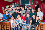 21st Birthday: Ian Mannix, Ballybunion celebrating his 21st birthday with family & friends at The Feale Bar, Ballybunion on Saturday night xxxxxlast.