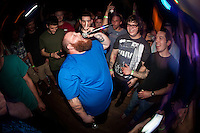 Action Bronson performing live at the Pike Room in Pontiac, Michigan on May 25, 2012. © Joe Gall / MediaPunch Inc.