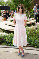 Alex Scott at the Chelsea Flower Show 2018, London, UK. <br /> 21 May  2018<br /> Picture: Steve Vas/Featureflash/SilverHub 0208 004 5359 sales@silverhubmedia.com