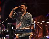 "MIAMI, FL - FEBRUARY 09: Leroy ""Lonnie"" Jordan of WAR performs at The Magic City Casino on February 9, 2019 in Miami, Florida. Credit Larry Marano © 2019"