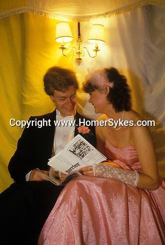 Commem Balls. Oxford University Magdalen Commem Ball.  The English Season published by Pavilon Books 1987