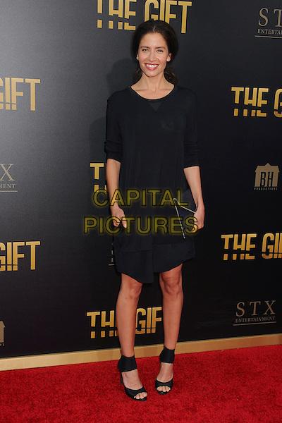 30 July 2015 - Los Angeles, California - Mercedes Mason. &quot;The Gift&quot; Los Angeles Premiere held at Regal Cinemas LA Live.  <br /> CAP/ADM/BP<br /> &copy;Byron Purvis/AdMedia/Capital Pictures