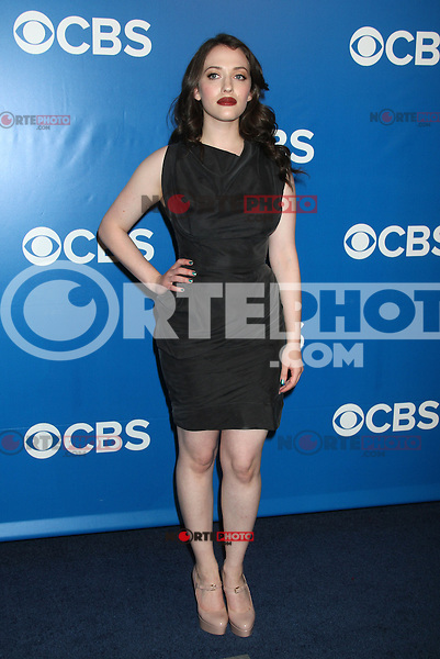 Kat Dennings at the 2012 CBS Upfront at The Tent at Lincoln Center on May 16, 2012 in New York City. ©RW/MediaPunch Inc.