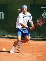 11-7-06,Scheveningen, Siemens Open, rirst round match, Checa-Calvo