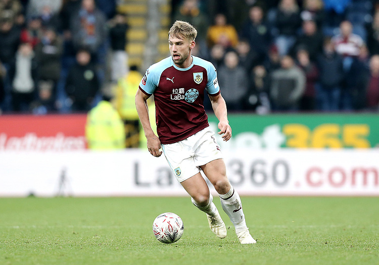 Burnley's Charlie Taylor<br /> <br /> Photographer Rich Linley/CameraSport<br /> <br /> Emirates FA Cup Third Round - Burnley v Barnsley - Saturday 5th January 2019 - Turf Moor - Burnley<br />  <br /> World Copyright © 2019 CameraSport. All rights reserved. 43 Linden Ave. Countesthorpe. Leicester. England. LE8 5PG - Tel: +44 (0) 116 277 4147 - admin@camerasport.com - www.camerasport.com