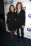 Glen Ballard & Guest.attending the Broadway Opening Night Performance of 'GHOST' a the Lunt-Fontanne Theater on 4/23/2012 in New York City. © Walter McBride/WM Photography .