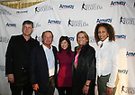 Tamara Tunie with Ron Greschner, Rod Gilbert, Kristi Yamaguchi, Lucinda Knuth at Skating with the Stars (celebrities & Olympic skaters), a benefit gala for Figure Skating in Harlem on April 6, 2010 at Wollman Rink, Central Park, New York City, New York. (Photo by Sue Coflin/Max Photos)