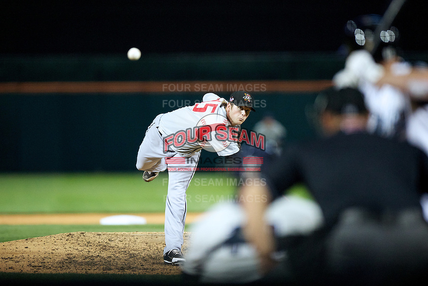 Albuquerque Isotopes pitcher Josh Wall #45 during the Triple-A All-Star game featuring the Pacific Coast League and International League top players at Coca-Cola Field on July 11, 2012 in Buffalo, New York.  PCL defeated the IL 3-0.  (Mike Janes/Four Seam Images)
