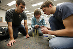 1302-16 034<br /> <br /> 1302-16 Engineering and Technology Day<br /> <br /> Fulton College of Engineering and Technology, Technology Week, Teamwork, Project.<br /> <br /> February 20, 2013<br /> <br /> &copy; BYU PHOTO 2013<br /> All Rights Reserved<br /> photo@byu.edu  (801)422-7322