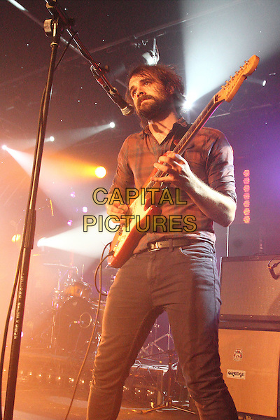GUILDFORD, UNITED KINGDOM - JULY 19 Arcane Roots perform on stage at Guilfest at Stoke Park on July 19, 2014 in Guildford, United Kingdom<br /> CAP/ROS<br /> &copy;Steve Ross/Capital Pictures