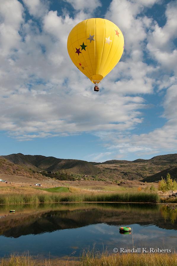 Snowmass Balloon Festival, Sept. 18-20, 2009