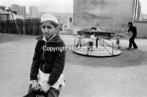Blackburn Lancashire 1983.<br /> <br /> My ref 31/4491/, 1983