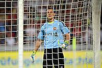FUSSBALL   INTERNATIONAL   UEFA EUROPA LEAGUE   SAISON 2013/2014    Qualifikation VfB Stuttgart - Botev Plovdiv    08.08.2013 Torwart  Adam Stachowiak (Botev Plovdiv)