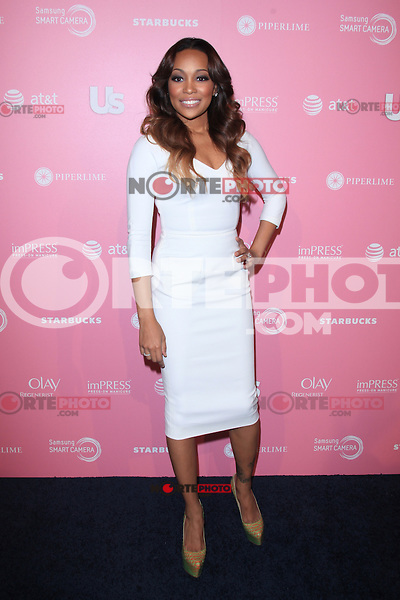 Monica Denise Brown at Us Weekly's Hot Hollywood Style Event at Greystone Manor Supperclub on April 18, 2012 in West Hollywood, California. © mpi28/MediaPunch Inc.