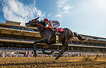 DEL MAR, CA - JULY 29: Roadster with Mike Smith breaks his maiden at Del Mar on July 28, 2018 in Del Mar, California.(Photo by Alex Evers/Eclipse Sportswire)