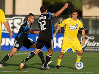 San Jose Earthquakes vs Columbus Crew June 02 2010