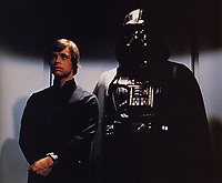 Star Wars: Episode VI - Return of the Jedi (1983) <br /> Mark Hamill &amp; David Prowse<br /> *Filmstill - Editorial Use Only*<br /> CAP/KFS<br /> Image supplied by Capital Pictures