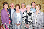 Pictured at the Gathering of the Scattering in the Killarney Avenue Hotel on Friday night were Deborah O'Connor, Tadhg and Eileen O'Reilly, Pat and Eileen Sugrue, Johnny and Joan Culloty. ..............................................Christy O'Mahony, captain Beaufort Golf club and Irene McCarthy, Lady Captain Beaufort Golf Club pictured with James Lucey and Sheila McCarthy, who were the winners in their Captain Prize Competition at the course on Sunday. Also pictured are Frank Coffey, President, Sean Coffey, vice captain, Teresa Clifford, Margaret Guerin, Josephine O'Shea, Gretta Hurley, Renee Clifford, Peggy O'Riordan, Maureen Rooney, Mary Barrett, Robin Suter, Gearoid Keating, Jim Hurley, Gabhan O'Loughlin, Rory Browne, Mike Quirke, Matt Templeman and Simon Rainsford...Picture: Ger Cronin LMPA (087) 0522010....PR SHOT..NO REPRODUCTION FEE.............................................................................................................................................................................................................................................