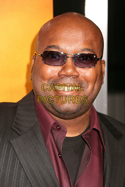 "GREGORY RAMON ANDERSON.""Stomp The Yard"" Los Angeles Premiere at Arclight Cinemas, Hollywood, California, USA, 8 January 2007..portrait headshot glasses.CAP/ADM/BP.©Byron Purvis/AdMedia/Capital Pictures."