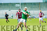 Ballyduff's Aiden Boyle in the Garveys Supervalu Senior County Hurling Championship Round 3 Ballyduff V Causeway at Austin Stacks Park on Sunday