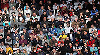 Pictured: Swansea supporters.<br /> Saturday 04 May 2013<br /> Re: Barclay's Premier League, Swansea City FC v Manchester City at the Liberty Stadium, south Wales.
