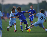 05 Lobos Nero vs. ASA 2005 Boys Gold at the Mike Rose Soccer Complex in Memphis, Tenn. on Monday, August 26, 2013.