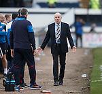 Mark Warburton perplexed as Raith snatch a point to deny Rangers